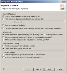 22 - Overview - Organize Manifest 02