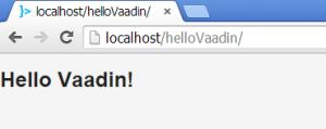 99 - Hello Vaadin